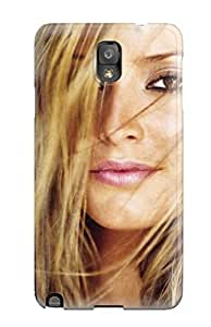 Cute Tpu James Escobar Famous Female Celebrities Case Cover For Galaxy Note 3