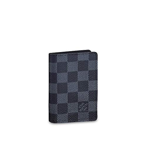 Louis Vuitton Damier Cobalt Canvas Pocket Organizer ()