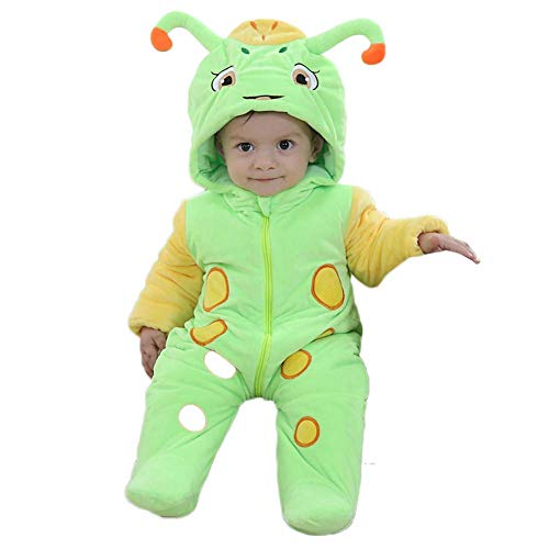 Unisex Baby Onesie Winter Romper Animal Pajamas Costume Cosplay Clothes
