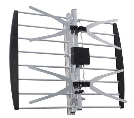 Dual Bay Bowtie Antenna UHF - HDTV