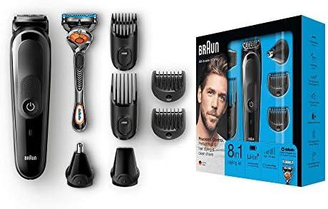 Braun MGK 5060 MultiGrooming Kit: Amazon.es: Electrónica
