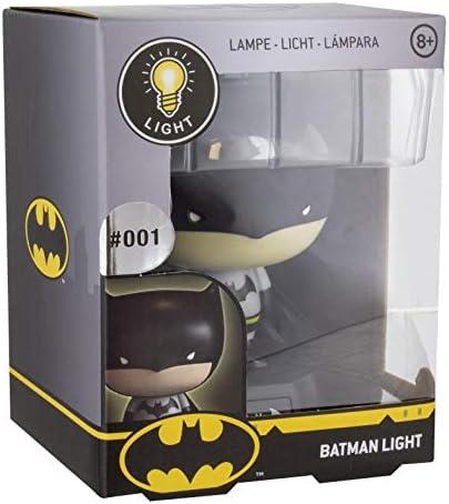 Paladone - Lampara Dc Comics Mini Batman 3D, Negro: Amazon.es: Hogar