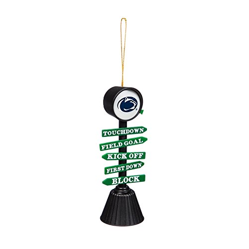 Team Sports America Pennsylvania State University Fan Crossing Ornament