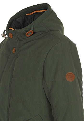 Bag Invernale Poly 77019 Green Duffel Uomo Da Blend Giacca n6qxwBaap