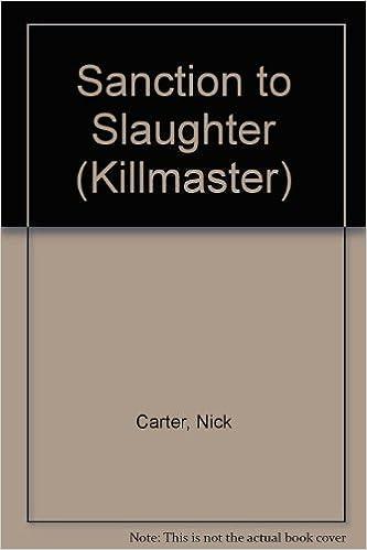 Killmaster #250/sanct