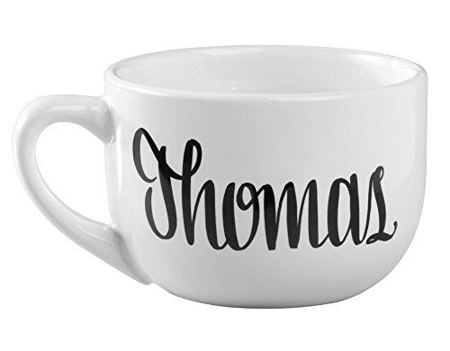 WalterDrake Personalized Soup Mug