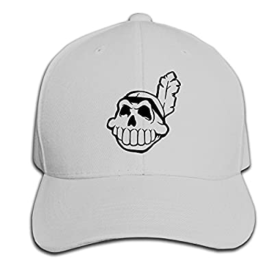 Skullhoo Black Customed Baseball Hat Cool Cotton Soft