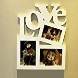 2019 Product 5inch Hollow Love Wooden Wall Photo Picture Frame DIY Home, Picture Frame Love - Wooden Frame Picture, Wooden Art Frames, Love Photo Frame, Love Photo Frames
