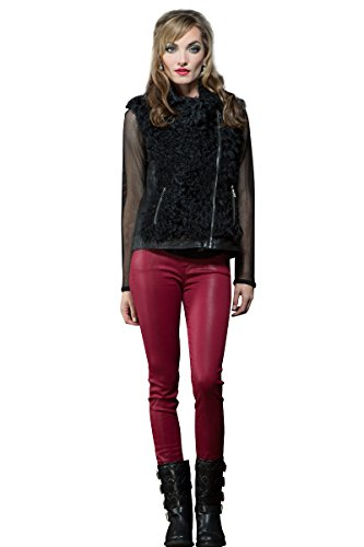 adrienne-landau-womens-black-lamb-biker-fur-vest