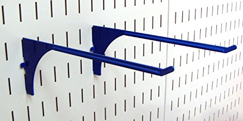 Wall Control Pegboard Extended Slotted