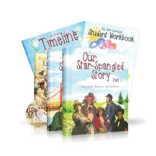 Notgrass Our Star-Spangled Story Curriculum Package Elementary Grade 1-4 History ()