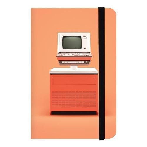 Vintage Computer Password Keeper