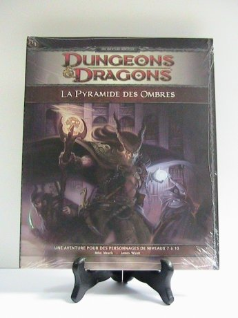 Play Factory - Dungeons & Dragons 4.0 : la Pyramide des Ombres Play Factory - Dungeons & Dragons 4.0 : la Pyramide des Ombres