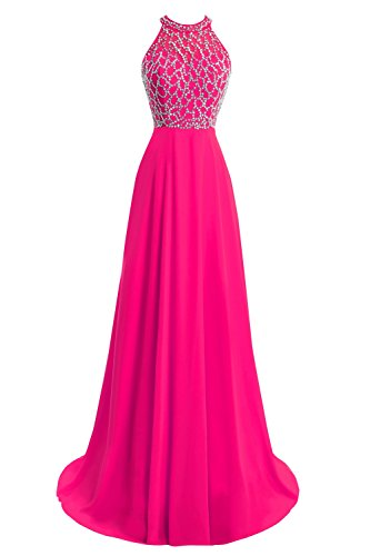 Buy hand beaded prom dress - 6