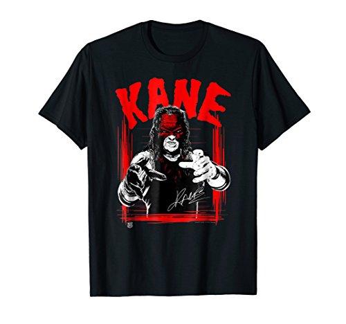 WWE KANE Horror Font T-shirt ()