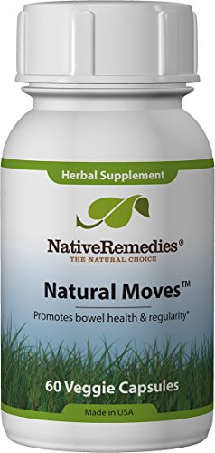 Native Remedies Natural Moves Tablets, 60-Count Bottle