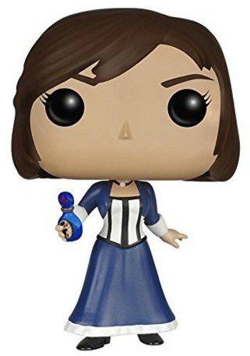 Funko Pop!- Bioshock Elizabeth Games Figurina de Vinilo, Multicolor (6168)