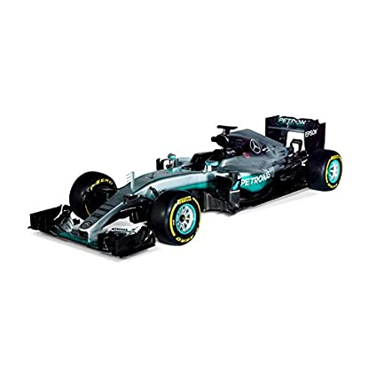 Amazon Com Minichamps 110160044 1 18 Mercedes Amg Petronas F1 W07