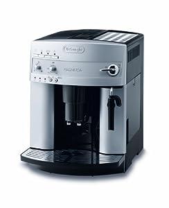 DeLonghi ESAM 3200 S Magnifica Kaffee-Vollautomat (1100 Watt, 1,8 Liter, 15...
