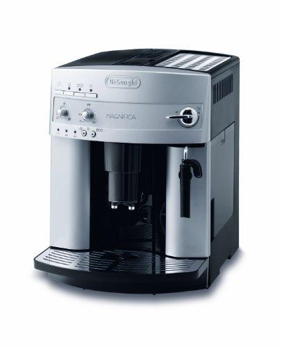 DeLonghi-ESAM-3200-S-Magnifica-Kaffee-Vollautomat-1100-Watt-18-Liter-15-bar-Dampfdse-silber