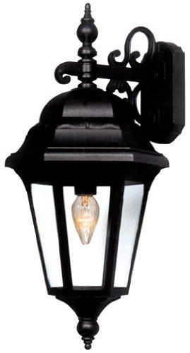 Astor Top Mount Light (Large: 10.75 in. L x 10 in. W x 22.75 in. H)