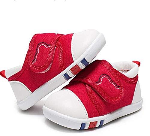 Baby Walking Shoes for Boy Girls Running Size 4 5 Flat Shoes Sneakers 6 12 18 Months (Girl Shoe Size To Boy Shoe Size)