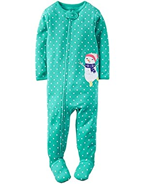 Baby Girls' 1 Pc Cotton 331g223