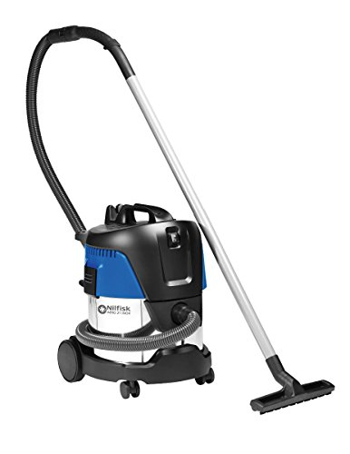 5 Gal. Professional Wet/Dry Vacuum, Stainless