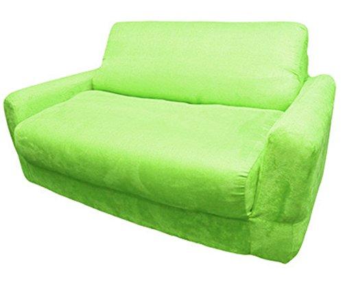 Amazon.com: Sofá cama de microgamuza para niñ ...