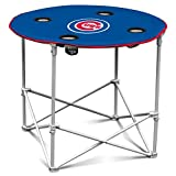 Sporting Goods : MLB Chicago Cubs Round Tailgating Table