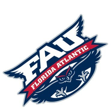 WinCraft Florida Atlantic University Owls NCAA 4x4 Die Cut Decal ()
