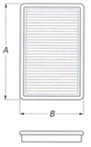 BMC FB540//20 Sport Replacement Air Filter