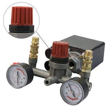 Valve Gauge Regulator Adjustment Universal Pressure Travel -