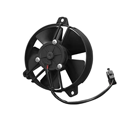 "Spal 30103013 5.2"" Paddle Blade Pusher Fan: Automotive"