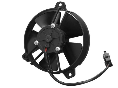 Spal 30103013 5.2'' Paddle Blade Pusher Fan