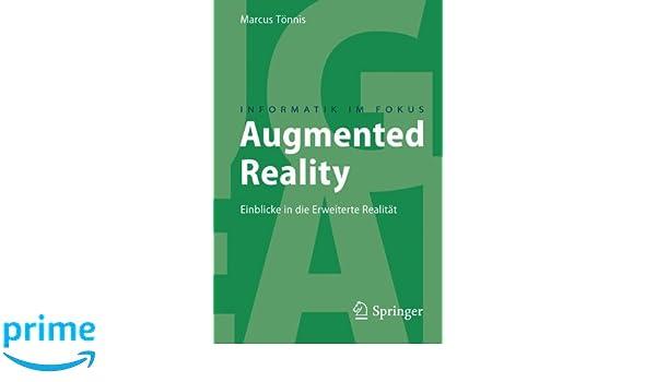 Virtuelle Realität (Informatik im Fokus) (German Edition)