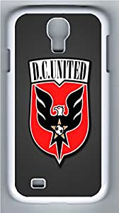 Samsung Galaxy I9500 Cases & Covers -DC United Custom PC Hard Case Cover For Samsung Galaxy S4/I9500 White