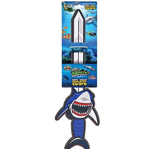 18'' SHARK EXPLORER SWORD, Case of 48 by DollarItemDirect