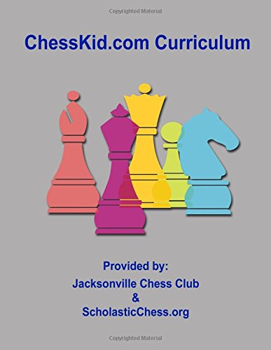 ChessKid.com Curriculum: Provided by: Jacksonville Chess Club & ScholasticChess.org pdf