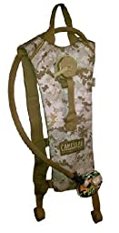 USMC Camelbak Thermobak 2L Hydration Pack. Desert Digital.