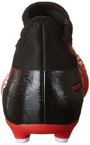 lowest price af64f 3227d ftwr Adidas Rojo Fútbol 16 X Unisex Black White De 1 red Zapatillas Fg  Niños core ggpSPqw