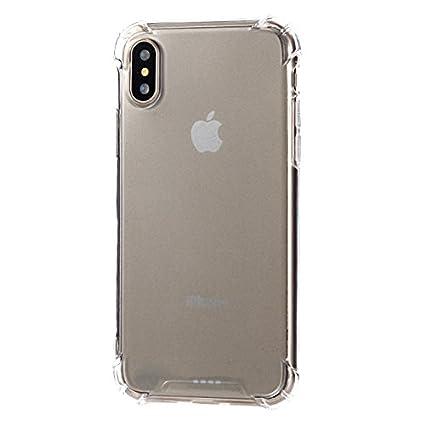 Apple Custodia Cover Originale In Silicone Per Iphone X - Bianco