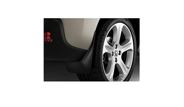 Par de guardabarros traseros para Peugeot 3008 Nuevo. 9603S7: Amazon.es: Coche y moto