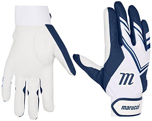 Marucci MBGF5-W/NB F5 Batting Gloves, Small