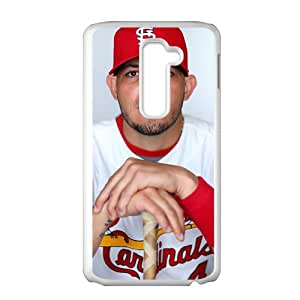 Yadier Molina Cell Phone Case for LG G2