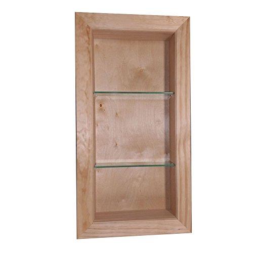 24 Unfinished Medicine Cabinet Frame - 4
