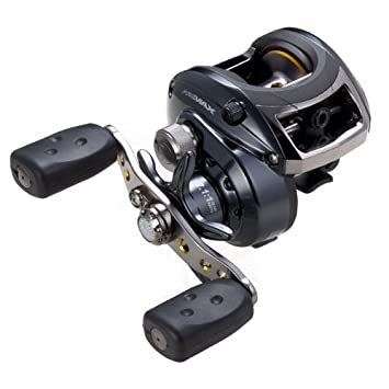 Abu Garcia Pro Max Low Profile Baitcast Reel 12-Pound 145-Yard