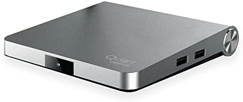 Receptor Satélite Qviart Undro 4K WiFi Android 6.0 DVB-S2 Ultra HD
