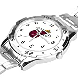 Miami Heat Watches for Mens Business Casual Wrist