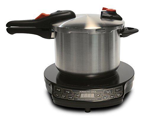 nuwave pic cooktop - 8
